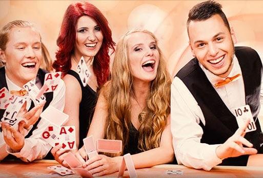 leo vegas live blackjack bonus dealers