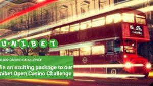 Unibet £10000 Casino Challenge
