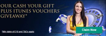 William Hill January Prize Draws