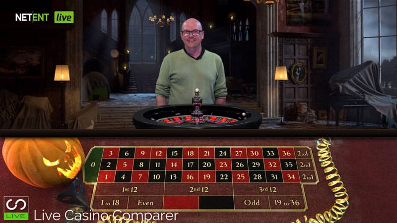 A lesson in How to deal netent live roulette