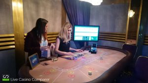 dual play baccarat at ice 2017