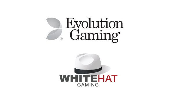 White Hat Gaming to offer Evolution Live Casino Games