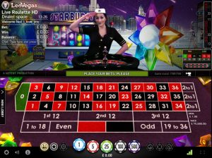 netent live casino starburst live roulette