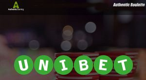 Authentic Gaming Launches on Unibet