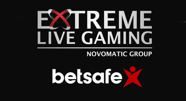 betsafe adds extreme live gaming