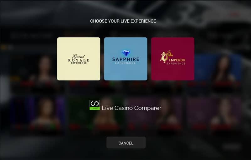 sky casino live experiences
