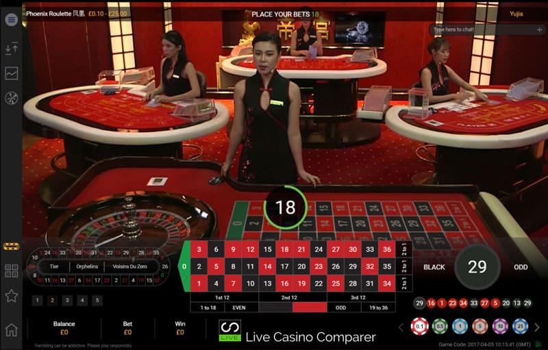 sky casino emperor room