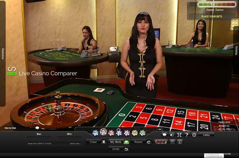 sky Casino Sapphire Room