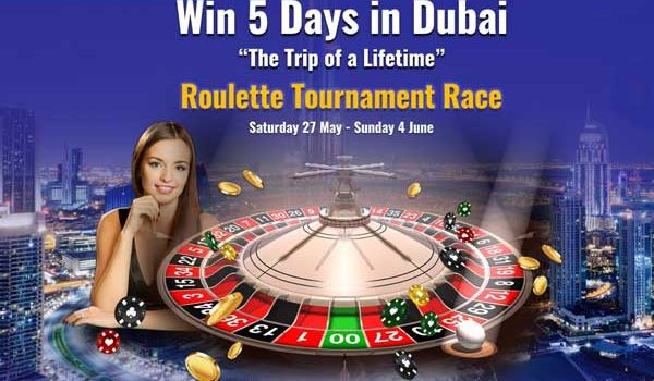 extreme live gaming roulette tournament
