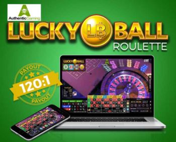 authentic lucky ball roulette