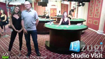 ezugi live casino review