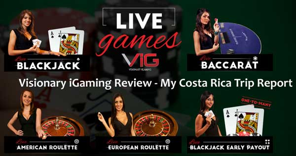 visionary igaming review