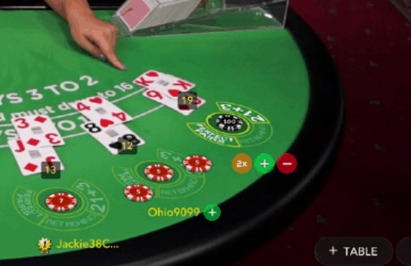 evolution adds speed enhancements to Live Blackjack