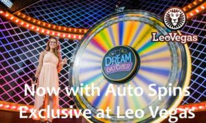 dreamcatcher auto spins