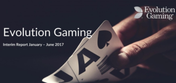 Evolution Gamings impressive Half Year results