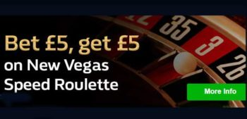 vegas speed roulette