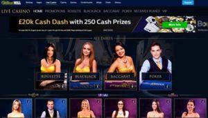 William Hill Cash Dash