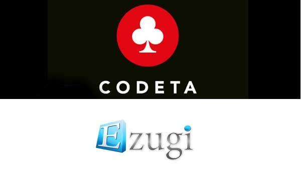 codeta adds Ezugi