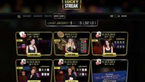 Luckystreak Multilingual dealers