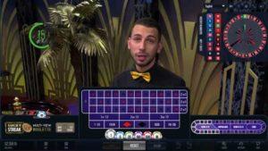 luckystreak multi view roulette