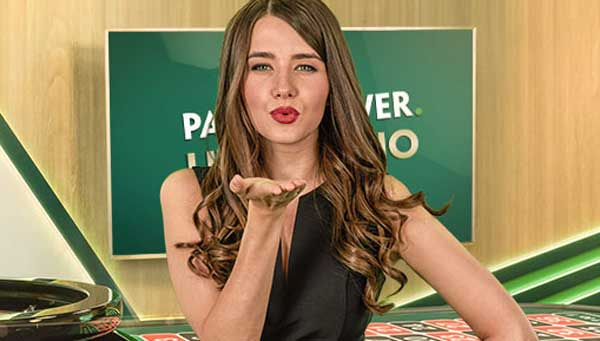Paddy Power Live Casino Draw