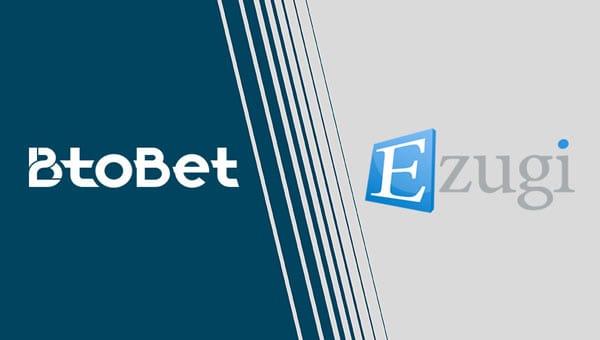 btobet adds ezugi