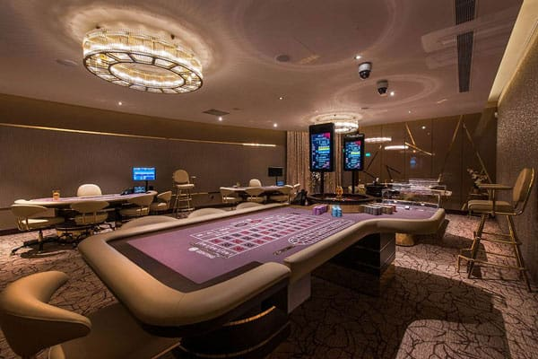 Resorts World Genting dual play roulette