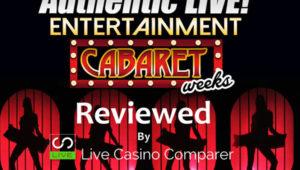 authentic live entertainment review