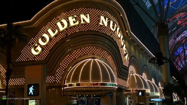 g2e las vegas Golden Nugget
