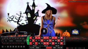halloween fortune roulette