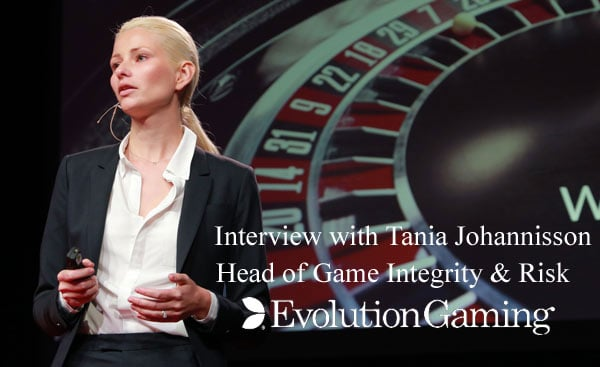 Interview with Tania Johannisson