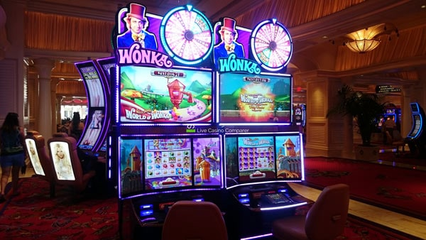 Wily Wonka SLot for g2e las vegas