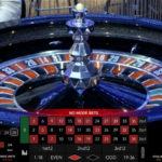 Casino Floor Wheel