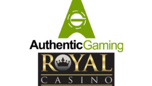Authentic Gaming partners with Royal Casino Group