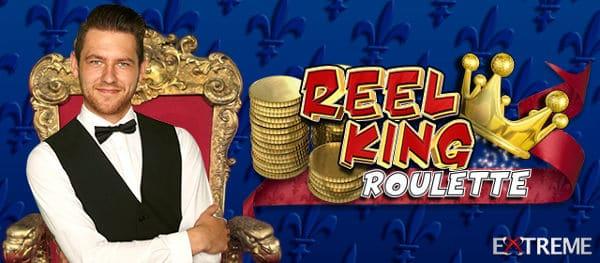reel king roulette