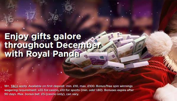 visit royal panda in december