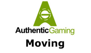 Authentic gaming is on the move