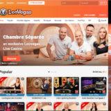 leo vegas live casino review