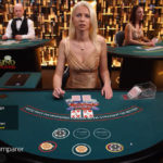 Evolution Live Texas Holdem Bonus