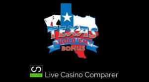 Evolution launch Texas Hold'em Bonus Poker