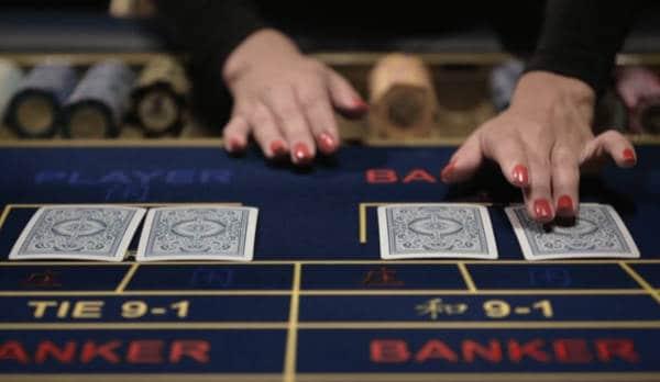 Casino Croupier