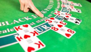 Card Counting on Live Dealer Blackjack