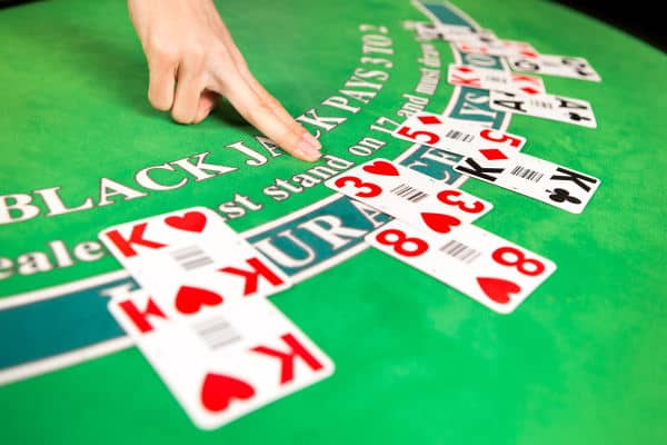 online live casino blackjack card counting