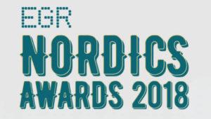 EGR Nordics Awards 2018