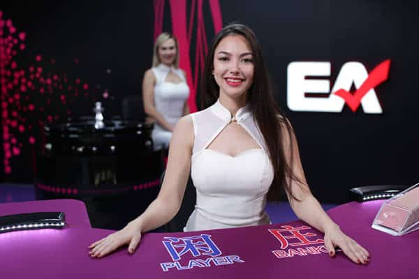 Entertasia Baccarat Dealer in Latvia