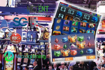 slots developers at ICE 2018