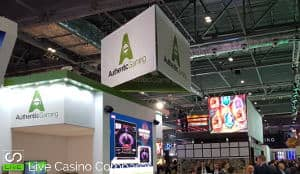 authentic gaming at ice 2018