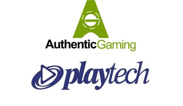 Playtech to stream Authentic Gaming Roulette Tables