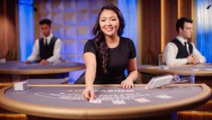 Evolution Canadian Live Casino Studio