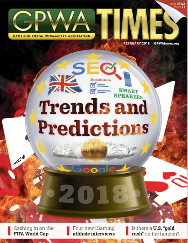 gpwa times front cover